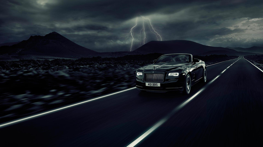 Rolls-Royce Black Badge, ikinci perde: Dawn Black Badge