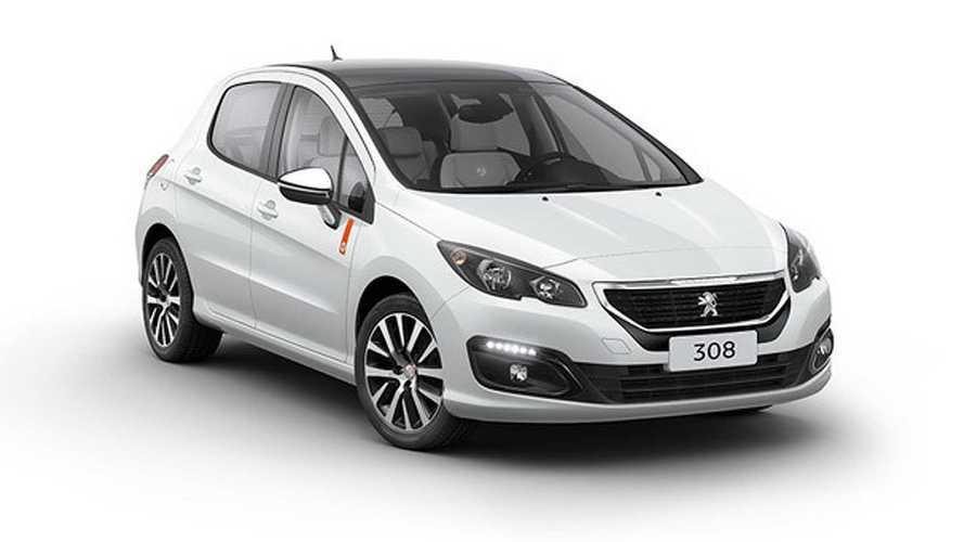 Peugeot reeditará série Roland Garros para 308 e 408