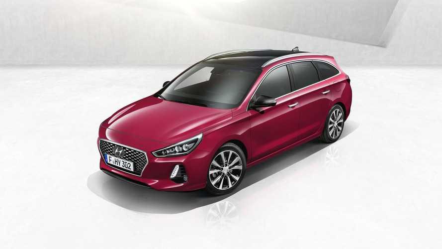 Hyundai présente le break i30 pour Genève
