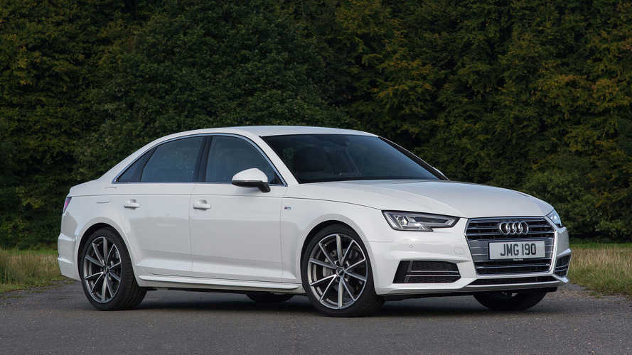2017 Audi A4 Saloon Review