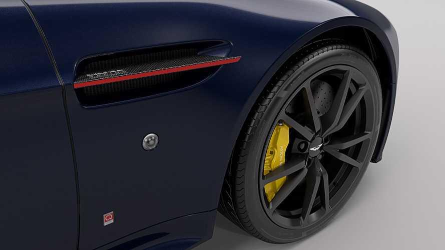 Aston Martin Vantage S Edisi Red Bull Racing