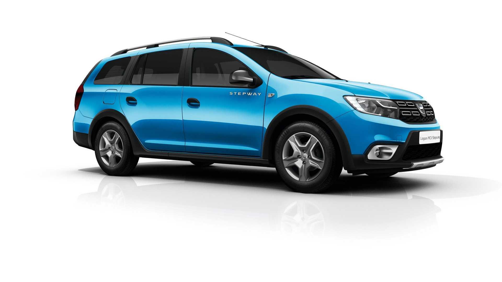 Así Será El Nuevo Dacia Logan Mcv Stepway 2017