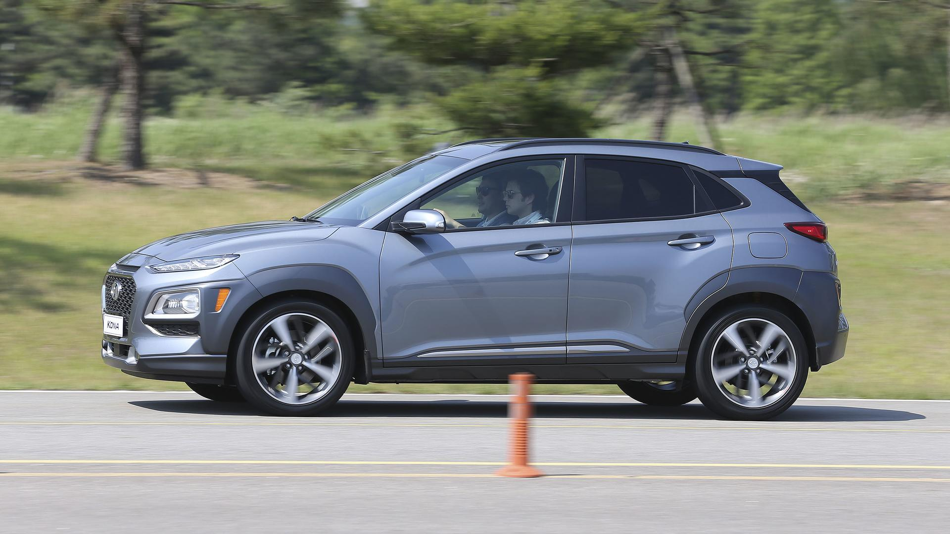 2018 Hyundai Kona First Drive A Solid Impression Awd System