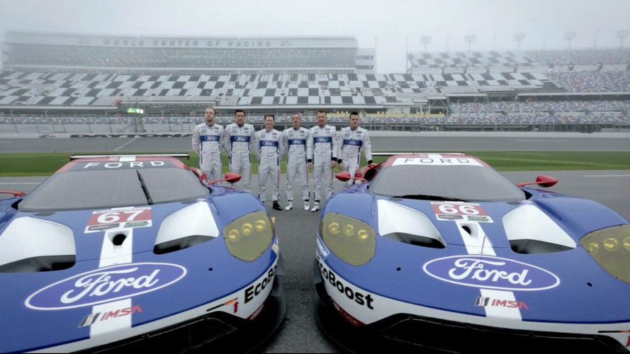 """""""The Return"""" Goes Behind The Scenes Of The Ford GT's Le Mans Victory"""