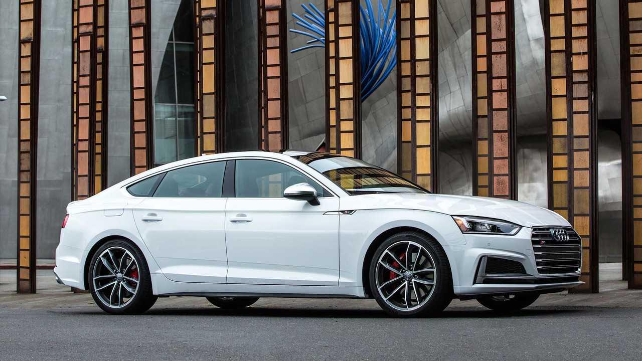 2018 Audi S5 Sportback First Drive