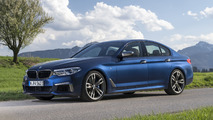 2018 BMW M550i xDrive: First Drive