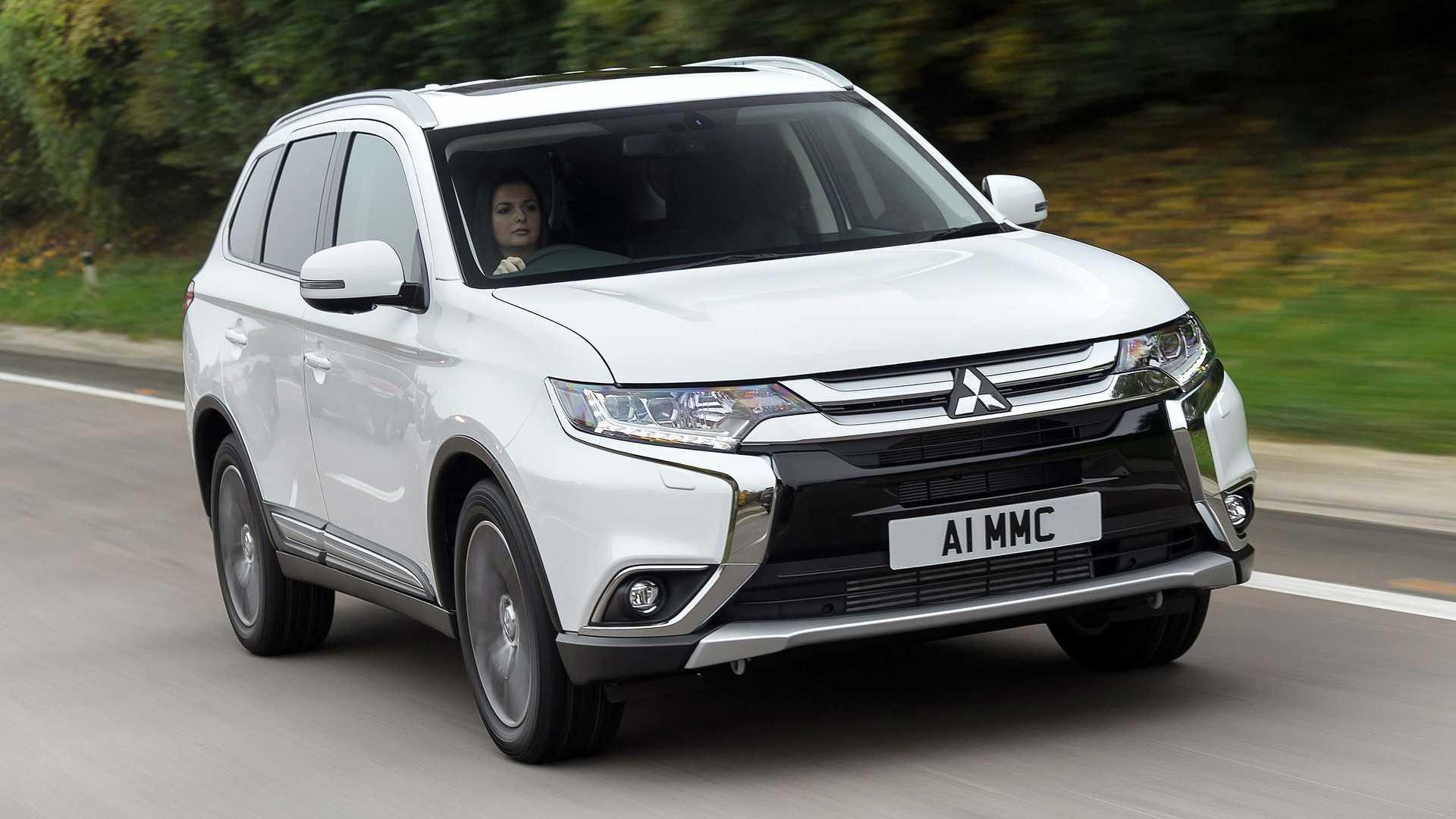 Mitsubishi Packs Range With Zero Interest Finance Deals