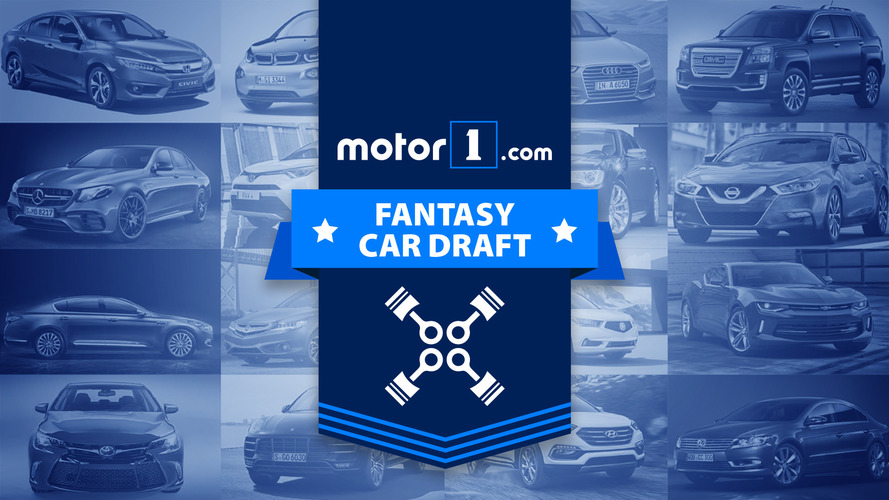 Watch The Motor1.com Fantasy Car Draft, Live