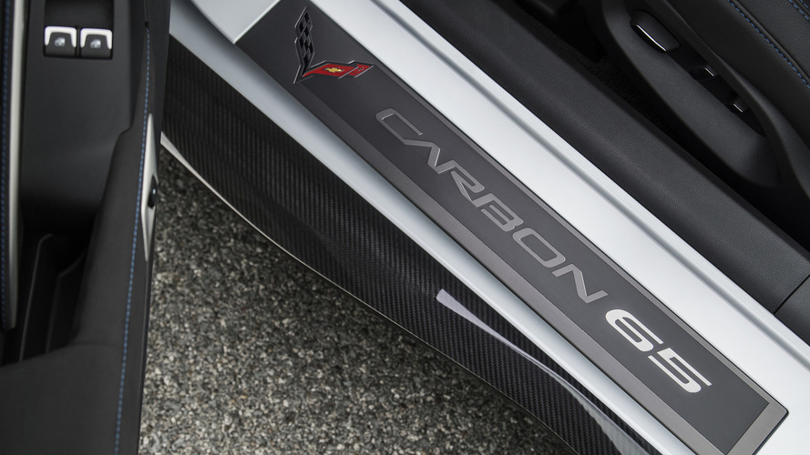 2018 Corvette Carbon 65 Edition
