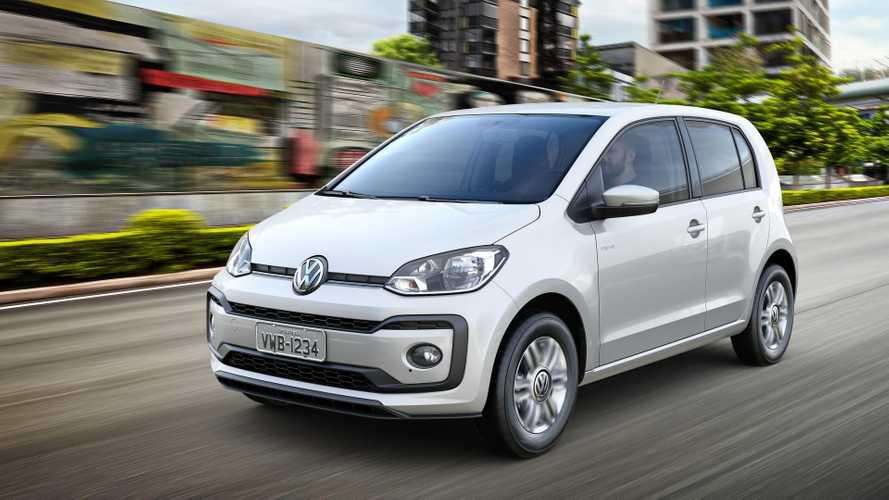 América do Sul puxa alta nas vendas globais da Volkswagen