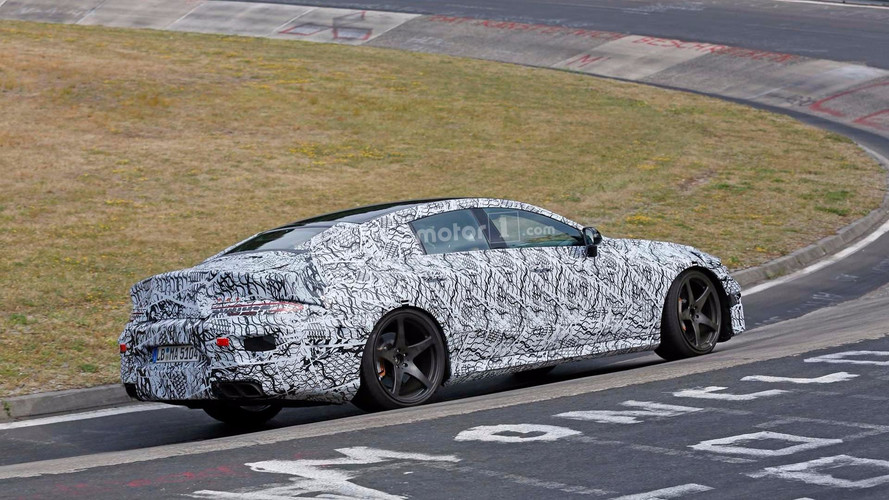 800 ch pour la plus méchante des Mercedes-AMG GT 4 portes