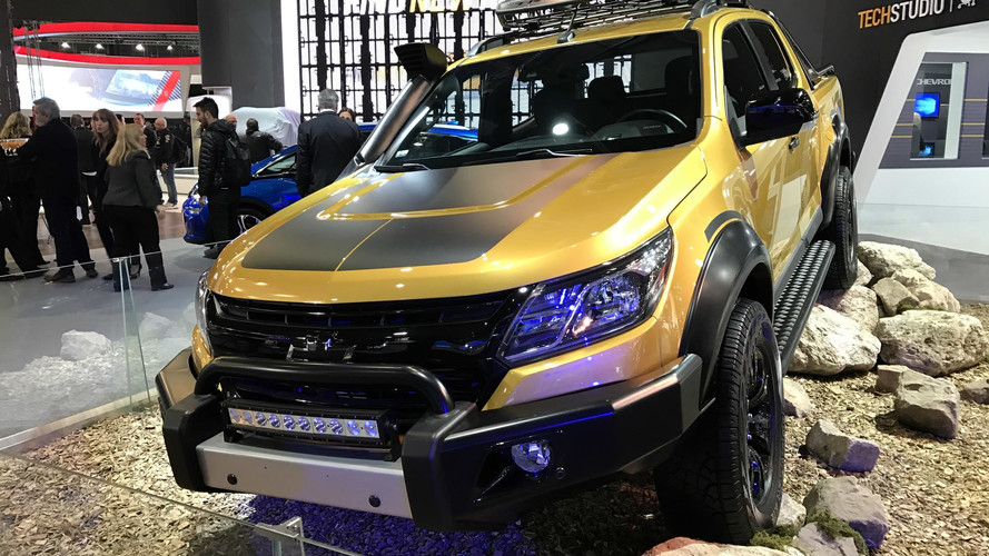 Buenos Aires - Chevrolet S10 Trailboss é possibilidade aventureira