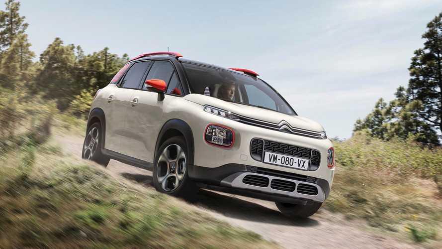 Citroën C3 Aircross 2017: el SUV urbano de Citroën