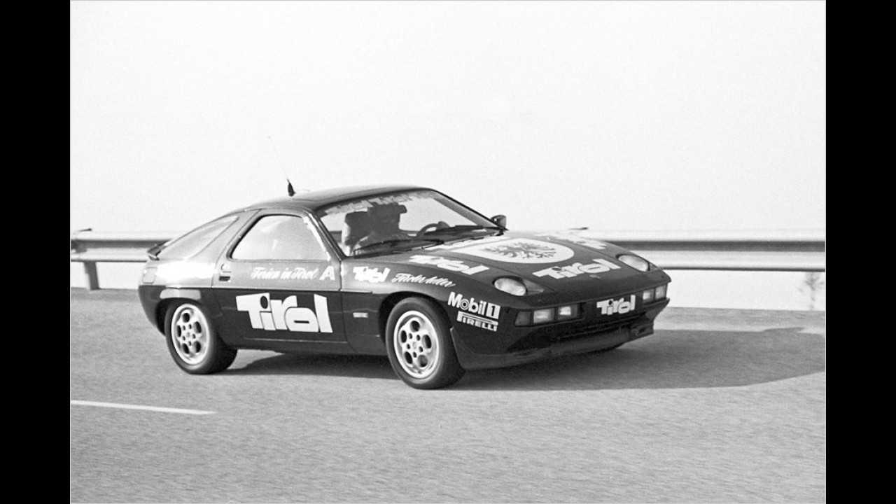 928 im Langstrecken-Test
