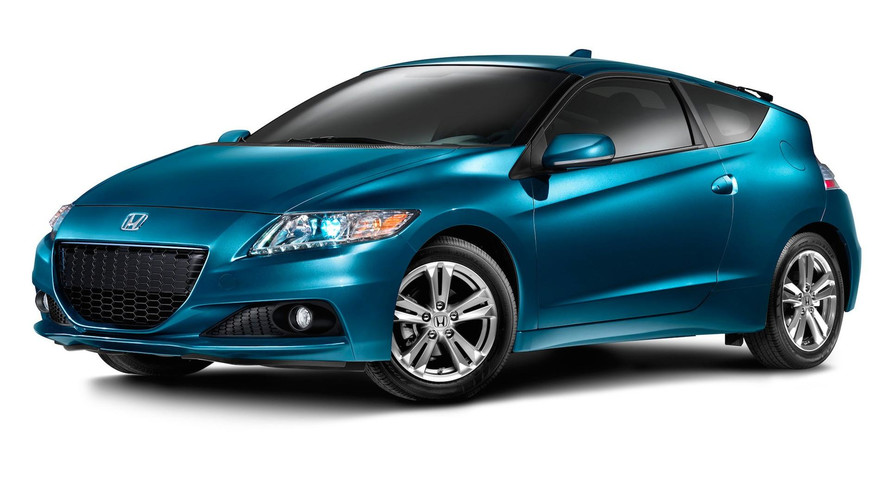 Honda CR-Z Trademark Might Signal The Quirky Hatchback's Return