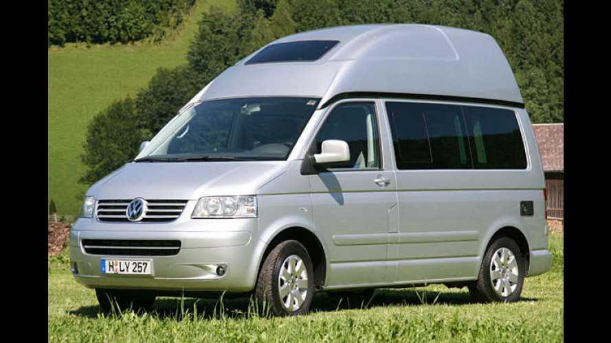 Hotel California: VWs praktisches Reise-Gehäuse im Test