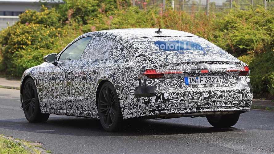 Nouvelle Audi RS 7 - Jusqu'à 700 ch sous le capot