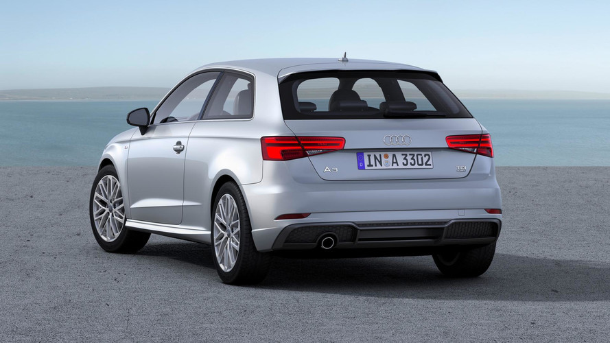 Audi A3 3-Door To Be Axed, Next-Gen 5-Door Hatch Coming In 2019