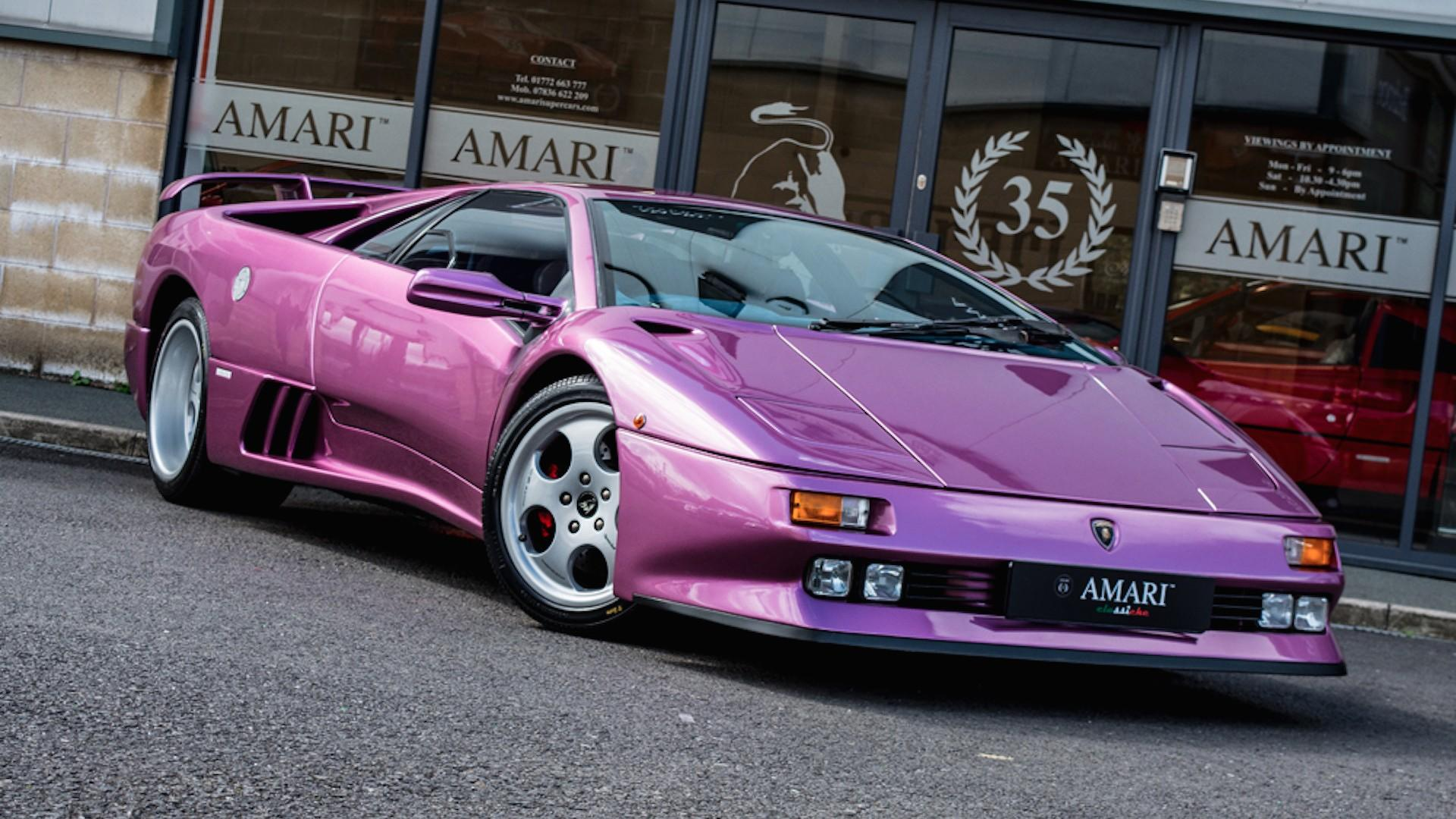 Lamborghini From Jamiroquai\u0027s Cosmic Girl Has Astronomical Price