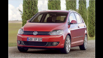 Facelift für den Golf Plus