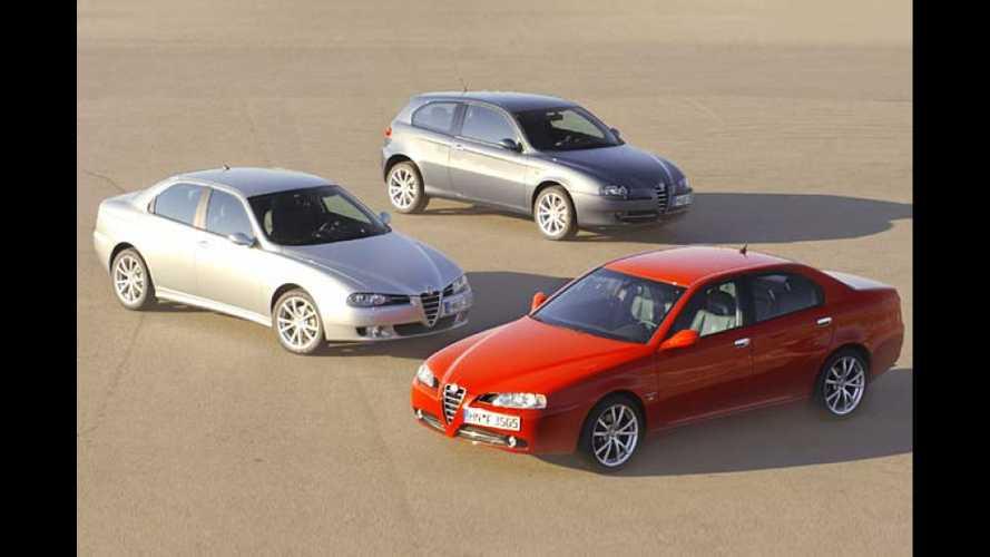 Alfa Romeo: Start für die ,TI