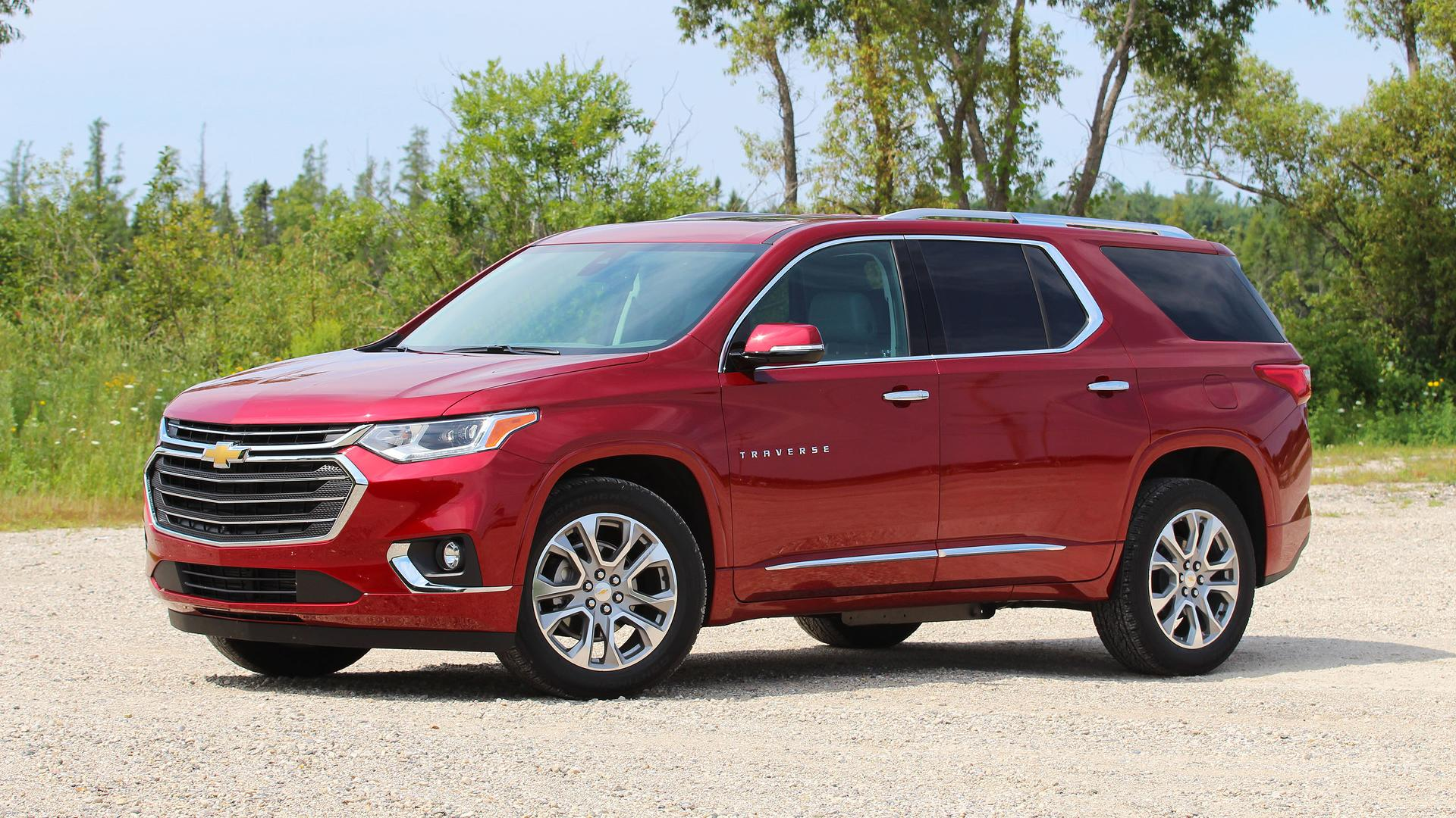 2018 Chevy Traverse First Drive Go And Home