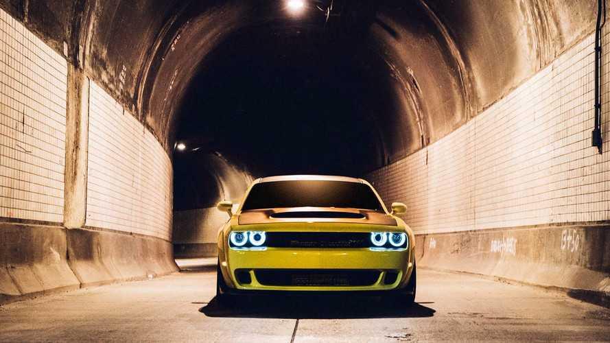 VIDÉO - Pennzoil impressionne avec la Dodge Challenger SRT Demon