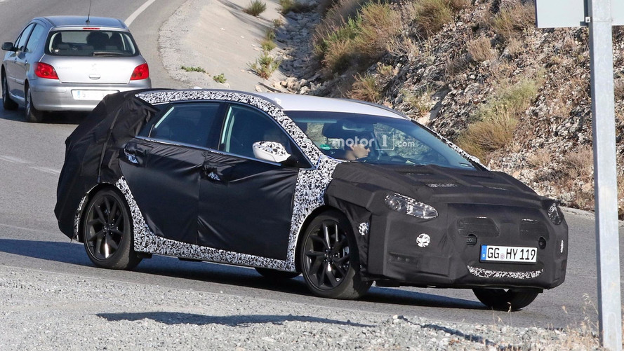 Hyundai i40 Wagon ilk kez görüntülendi