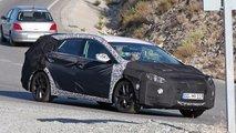 2018 Hyundai i40 Wagon Spy Photos