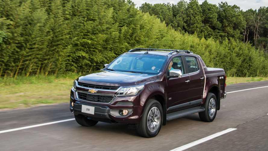 Teste rápido Chevrolet S10 2.8 turbodiesel 2018 - Suavidade em marcha