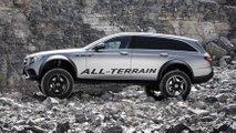 Mercedes Clase E All-Terrain 4x4²