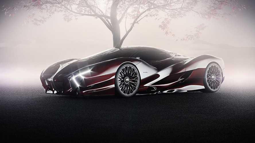 Jaguar X tasarım konsepti keskin bir XJ220 halefine işaret ediyor