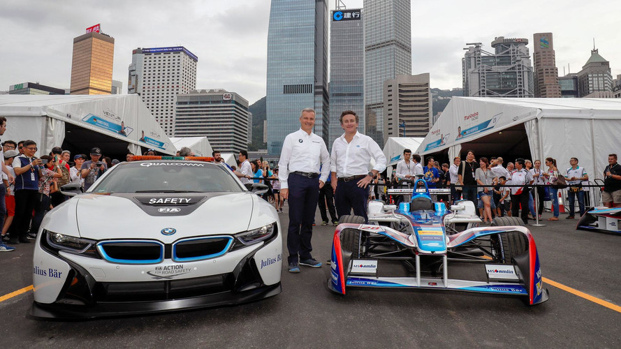 BMW set to enter Formula E