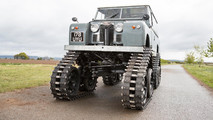 Land Rover Cuthbertson 1958