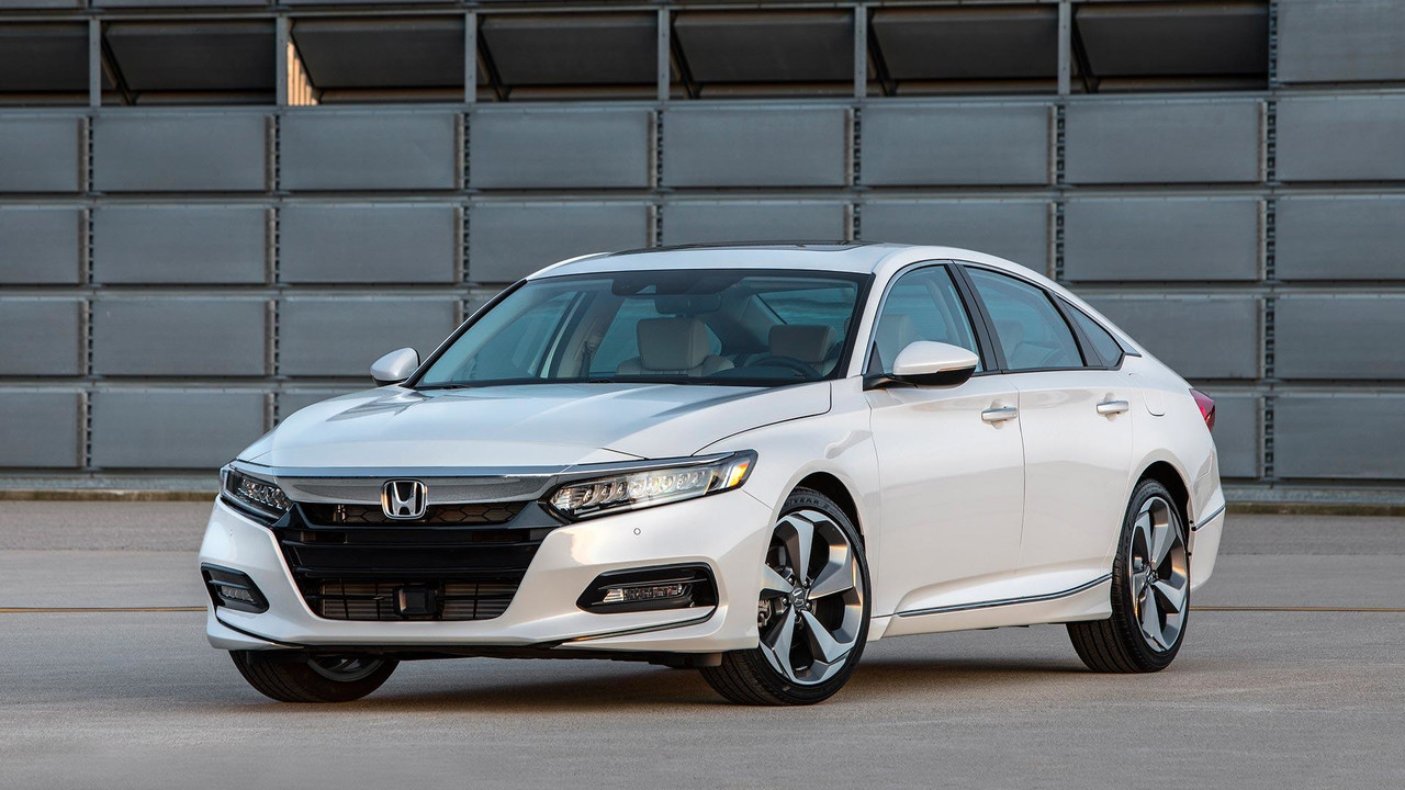 10: Honda Accord: 239,077 units