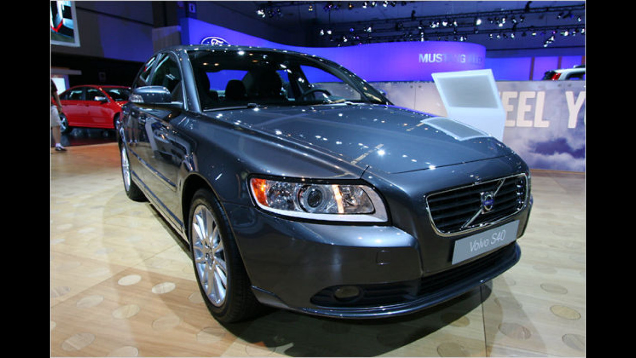 Volvo S40 T5 AWD Geartronic
