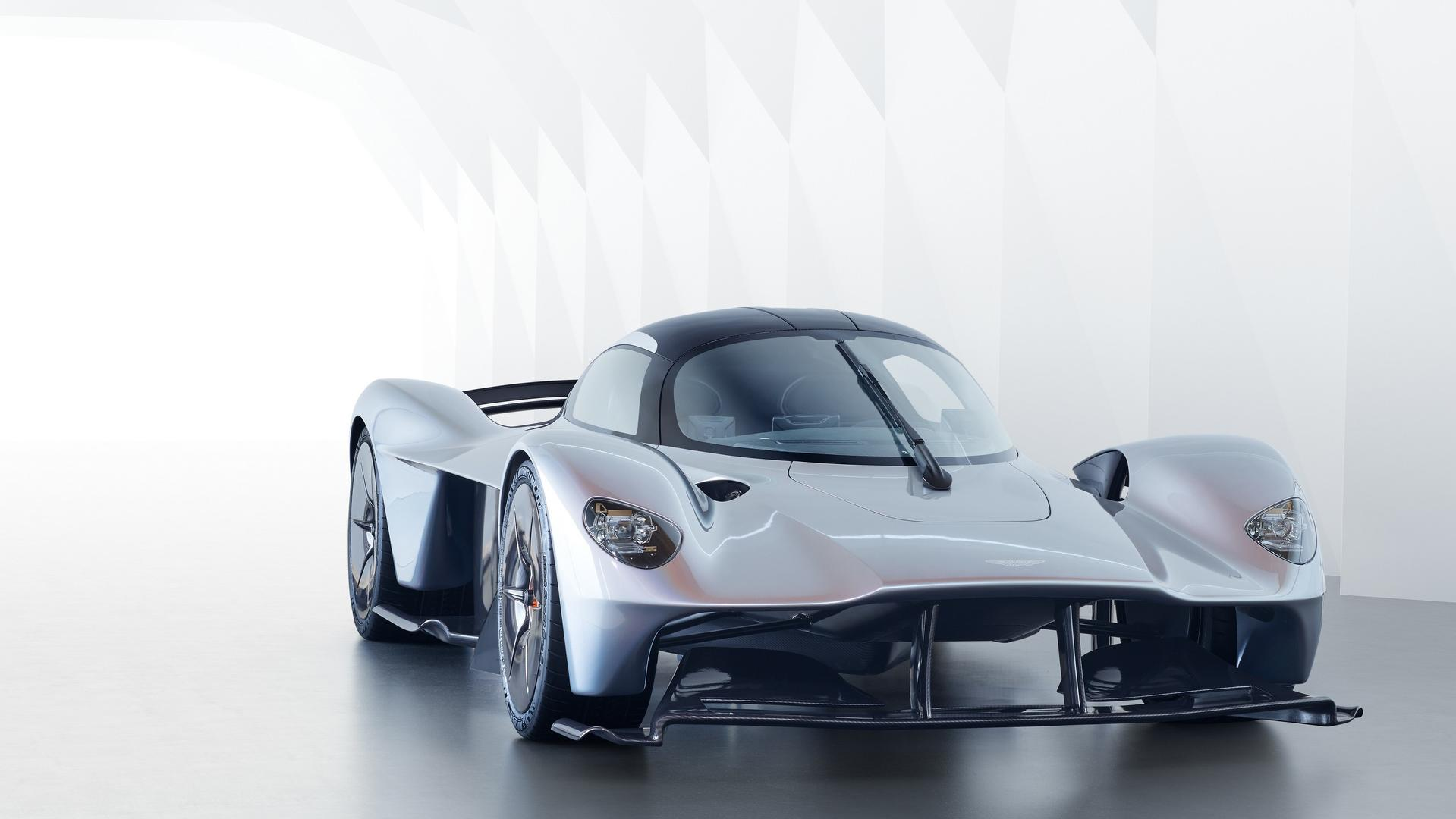 is an aston martin valkyrie being flipped for profit already?