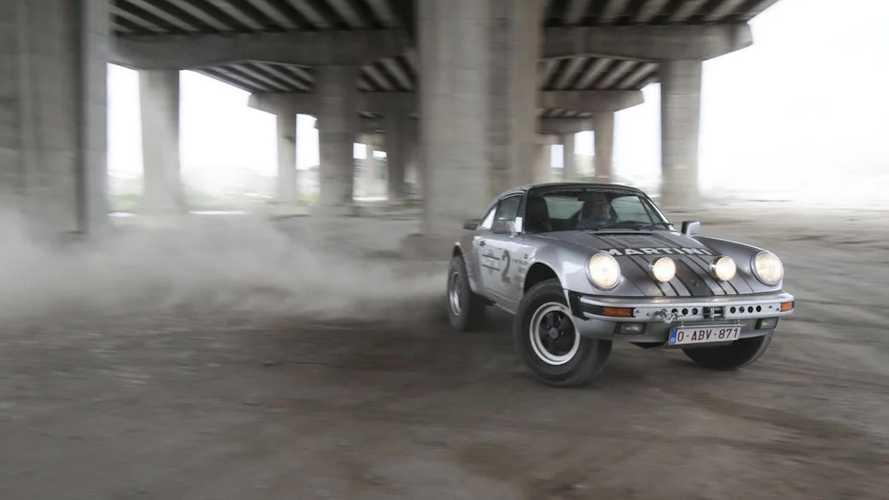 Porsche 911 'Safari' maceraya hazır