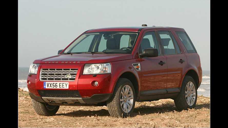Britisches Chamäleon: Der Land Rover Freelander 2 im Test