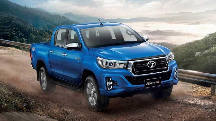 Toyota Hilux 2018 - Facelift Tailândia