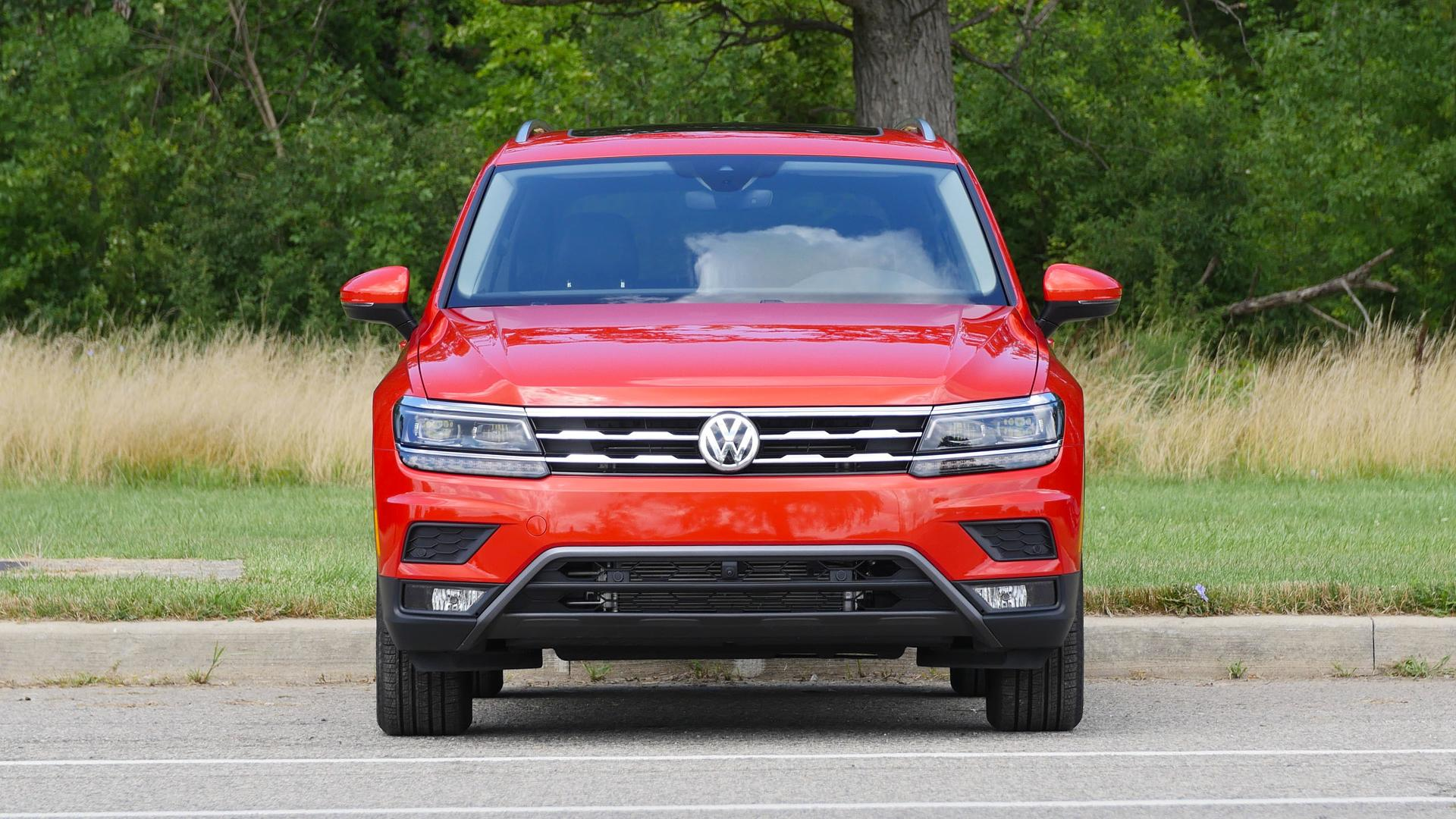 2018 VW Tiguan Hybrid: Rumor Or Reality? >> Vw Allegedly Preparing Tiguan Coupe For 2018