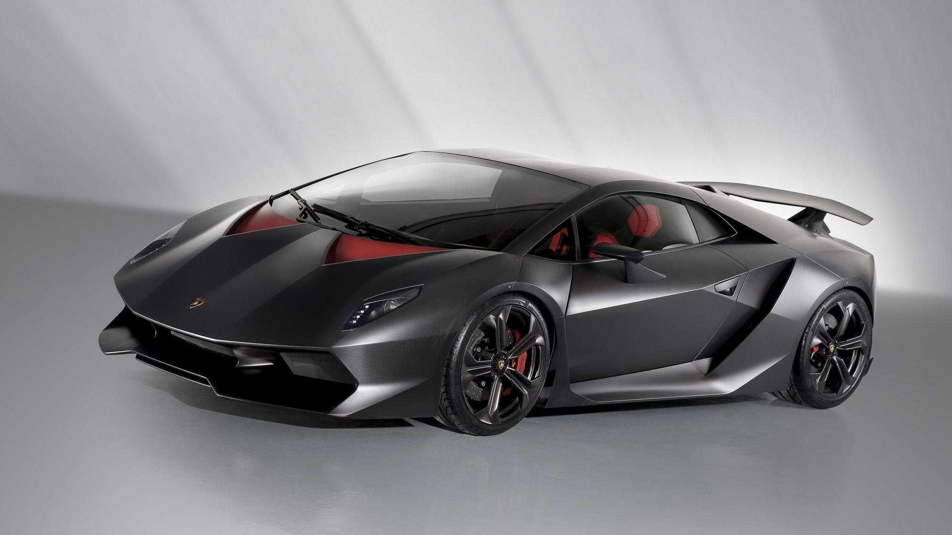 Lamborghini Sesto Elemento: Supercar Revisited