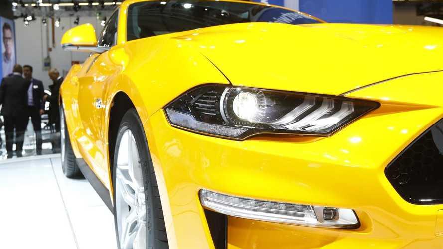2019-től a Mustangot küldi csatába a Ford a NASCAR-ban