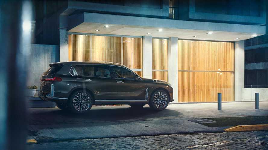 Le BMW X8 sur les rails après le X7 ?