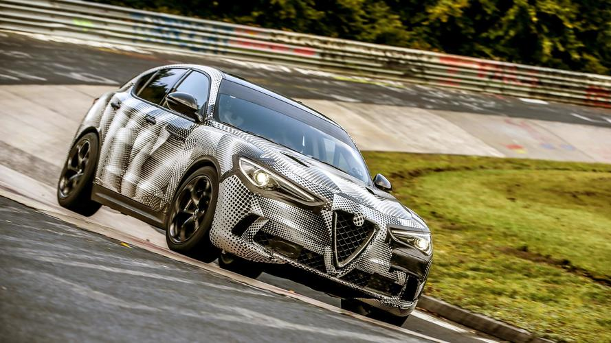 Alfa Stelvio 'Ring Record Video In Doubt, Evidence Of Editing