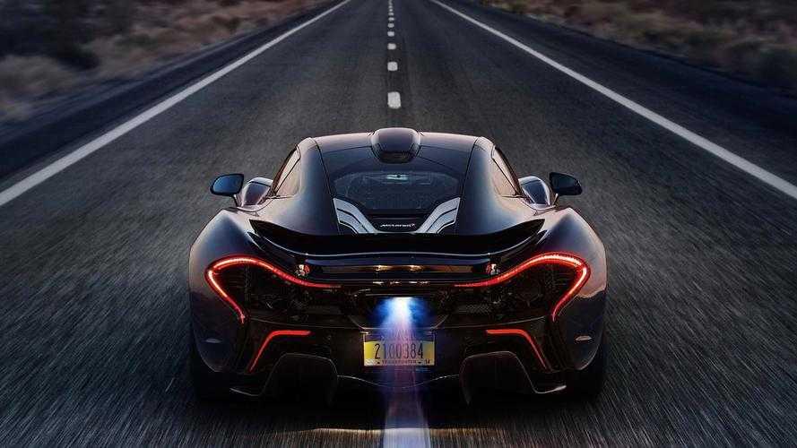 Le successeur de la McLaren P1 arrivera en 2024 !