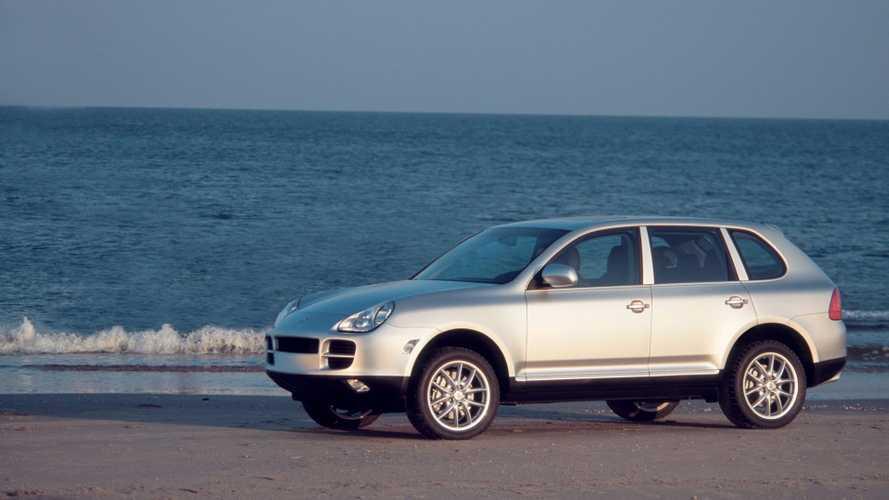 Porsche, neredeyse tüm 2003-2006 Cayenne'leri geri çağırdı