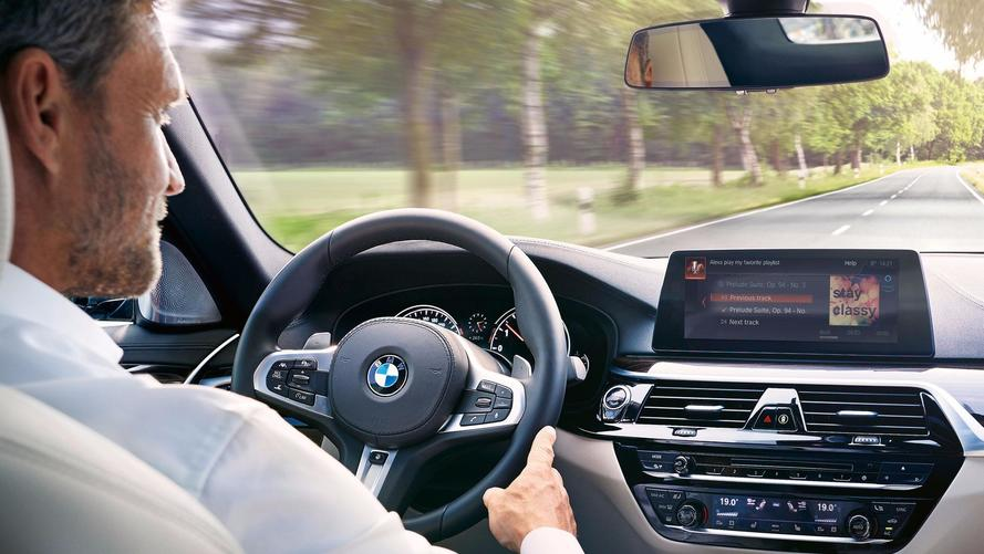Your Next BMW Will Have Amazon Alexa Built-In