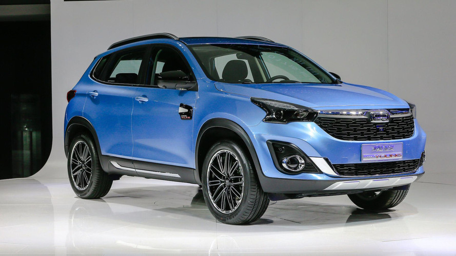 Qoros Young Compact SUV Revealed In China Is Not For The Elderly