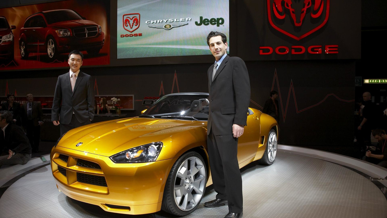 2007 Dodge Demon Concept We Forgot